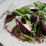 Two Delicious Beetroot Salads
